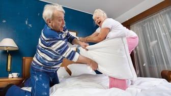 Sällskap och trygghet lockar aktiva äldre till trygghetsboenden i Västerås