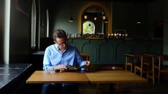 David Urwitz nya singel andas både The Killers och Tom Petty. Fotot från legendarisk plats i Göteborg.