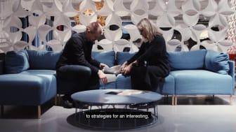 Maria Olofsson Karemyr, Brand Manager Offecct