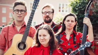 Happy Heartaches er blandt de mange svenske kunstnere, når Knejpe Festival 4.-5. oktober byder på flere end 60 gratis koncerter i Helsingør.