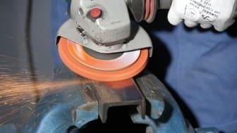 Norton Rapid Blend - Användning Blaze