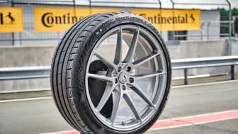 Continental presenterer nye SportContact 7