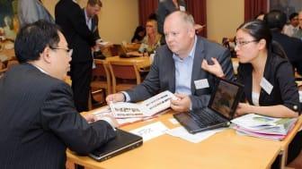 Nya affärsmöjligheter mellan dalaföretag och Estland