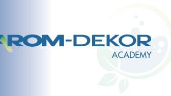Arom-dekor Academy, en succé!
