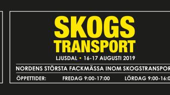 Arom-dekor Kemi ställer ut på SkogsTransport i Ljusdal!