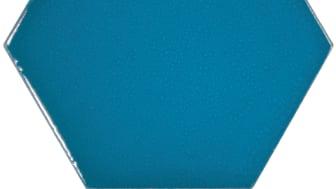 Hive Hexa Blå 12,4x10,7,  698 kr. M2
