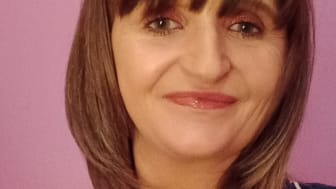 Louise Copland, 36, from Glasgow, who had a stroke six years ago