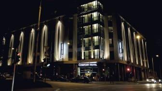 Comfort Hotels öppnar nytt hotell i Vilnius