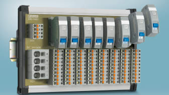 Circuit breaker boards speed up installation