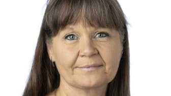Regionutvecklingsnämndens ordförande Eva Anderssonn (S).