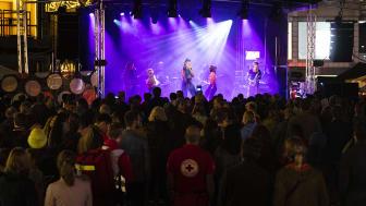 Bild från ett av evenemangen under Kulturnatten 2019. Foto: Martin Olson