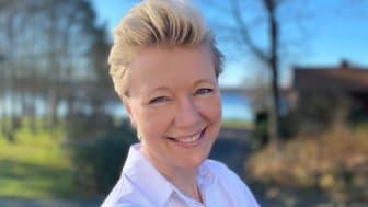Carina Almquist, HR-chef Zeppelin Sverige, porträtt