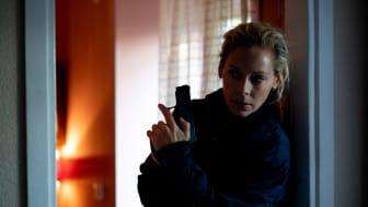 Maria Wern er tilbage med en ny og 8. sæson, der får premiere på C More 19. april. (Flere billeder i bunden af pressemeddelelsen)