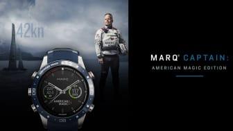 Garmin® MARQ® Captain: American Magic Edition