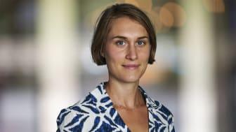 Pernilla Thessén, chef Business Area X, på Tyréns