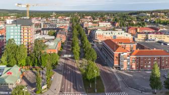 Centrala stan fortsätter att utvecklas