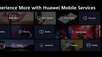 Huawei HMS levererar kraftfull och smart användarupplevelse