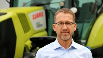 Hasse Ripa blir ny försäljningschef hos Swedish Agro Machinery. Foto: Swedish Agro Machinery.