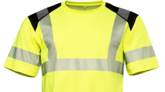 T-shirt Worksafe Unisex Perform Cl3 HiVis