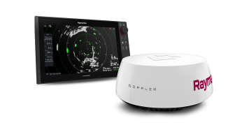 Raymarine's most advanced solid-state marine radar, the Quantum® 2 with doppler target identification technology