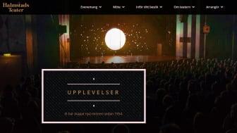 Halmstads Teater - för upplevelser och möten. Foto: Destination Halmstad
