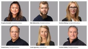 Nya medarbetare på HSB Stockholm