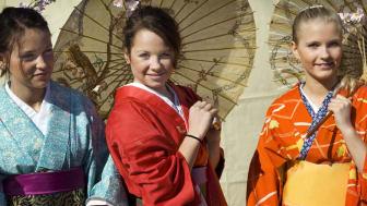 JapanArty - (Neo)japonism - haiku battle – kimonoklubb på Östasiatiska museet