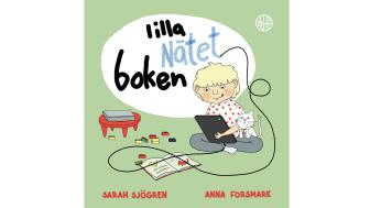 Barnbokssuccén fortsätter med en tredje bok om barn och internet