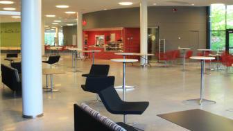KISP, Karolinska Institutet Science Park i Solna, en av finalisterna i tävlingen Svenska Ljuspriset