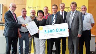 Bürgerenergiepreis Unterfranken 2017: Energetische Sanierung der Turnhalle