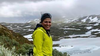 Ida Dyreng tiltrer stillingen som ny daglig leder i Destinasjon Trysil den 1. januar 2022. Foto: Privat