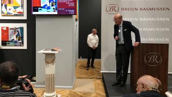Jesper Bruun Rasmussen sells Le Corbusier's enamel painting for DKK 2.05 million