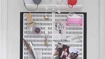Förvaring på en dörr - Door & Wall rack