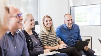 Umeå Energi rankad som Sveriges 5:e bästa arbetsgivare