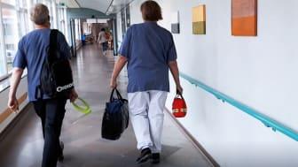 Norrtälje sjukhus lämnar förstärkningsläge