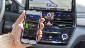 Hyundai kopplar upp nya modeller med Bluelink®  Connected Car Services.