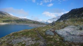 Fra Fagerbotn i Tafjordfjellene