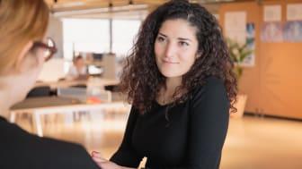 Sarah Dahman är ny Digital Transformation Director på Tengbom.