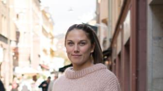 Matilda Adelborg, pressansvarig på Booli