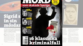 Egmont släpper tidning om uppmärksammade svenska kriminalfall