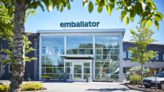 Emballator går över till grön el