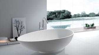 Badkaret Stream från Sanovas senaste kollektion av badkar
