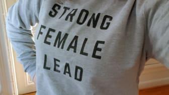 Starka kvinnor från förr tar plats digitalt