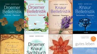 Das Droemer Knaur Herbstprogramm 2019