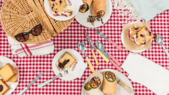 Costa's new Summer 2016 Food Range