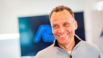 Tyrone Johnson, chefsingenjör hos Ford.