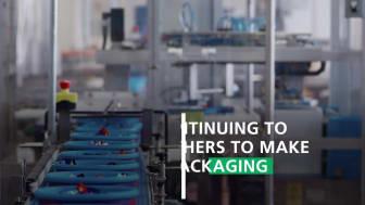 Mondelēz International se zavazuje mít do roku 2025 všechny obaly recyklovatelné