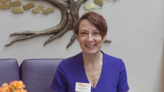 Vikki Harding, Chief Executive