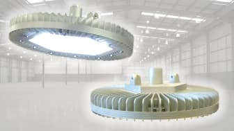 High Bay LED för Ex-zon – diodarmatur