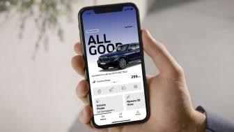 Ny BMW app: Næste niveau af den digitale oplevelse